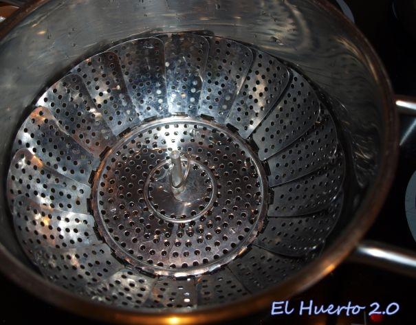 Cocinado al vapor el huerto 2 0 for Cocinar quinoa al vapor