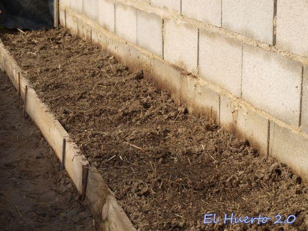 Disposición de los semilleros