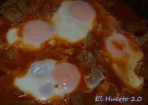 Huevos cuajados