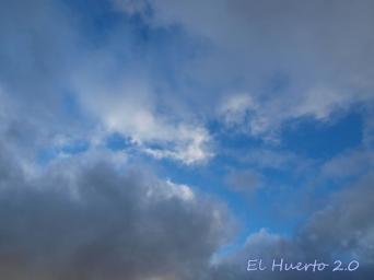 Nubes en movimiento